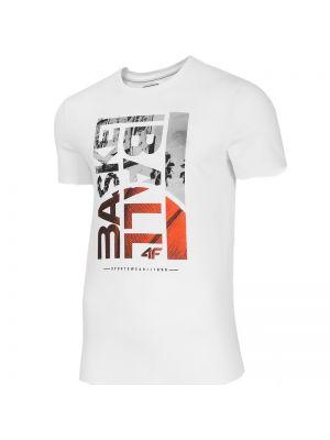 Vyriški Marškinėliai 4F TSM031