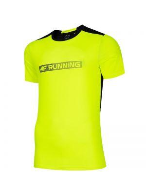 Salotiniai Bėgimo Marškinėliai 4F TSMF017