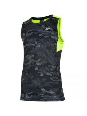 Marškinėliai Be Rankovių 4F TSMF015