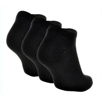 Puma Trumpos Juodos Kojinės Basic Sneaker