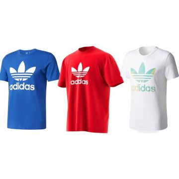 adidas Originals Marškinėliai Vyrams Trefoil 1