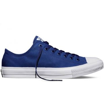 Mėlyni Converse Batai Chuck Taylor All Star II