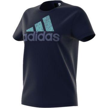 adidas Marškinėliai Foil Text Bos