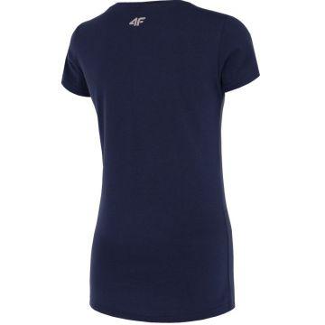 4F TSD002 Moteriški Marškinėliai