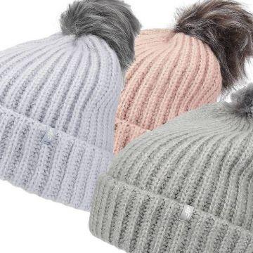 Žieminė Kepurė Su Bumbulu