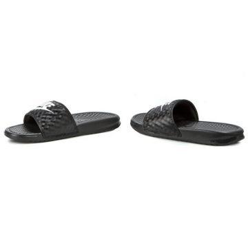 Juodos Moteriškos Šlepetės Nike BenassiI JDI