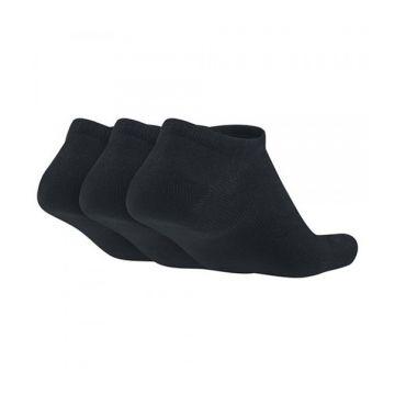 Nike Trumpos Kojinės Juodos