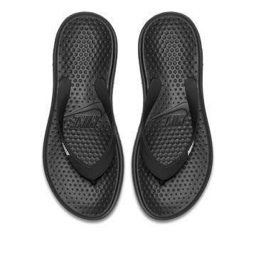 Nike Juodos Šlepetės Solay Thong
