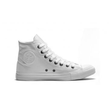 Balti Converse Batai All Star Chuck Taylor High