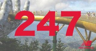 New Balance 247 Laisvalaikio Batai